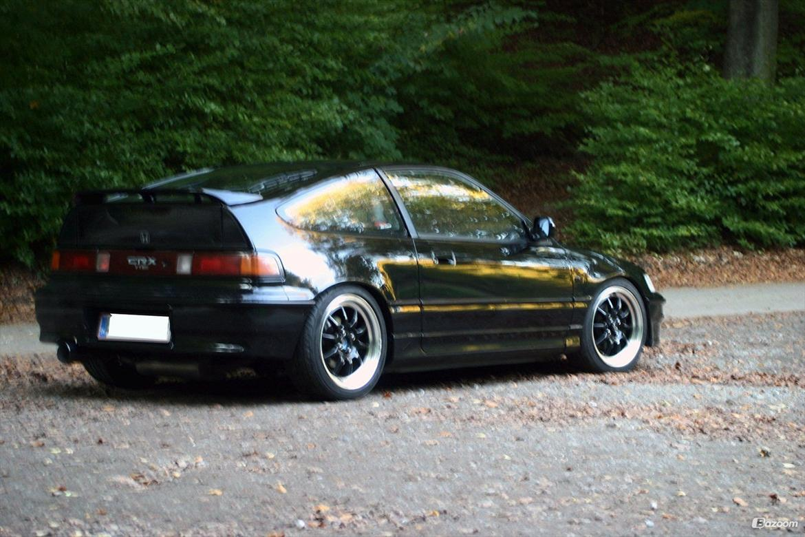 honda crx ee8 vtec tuningprojekter fotos fra mads a. Black Bedroom Furniture Sets. Home Design Ideas
