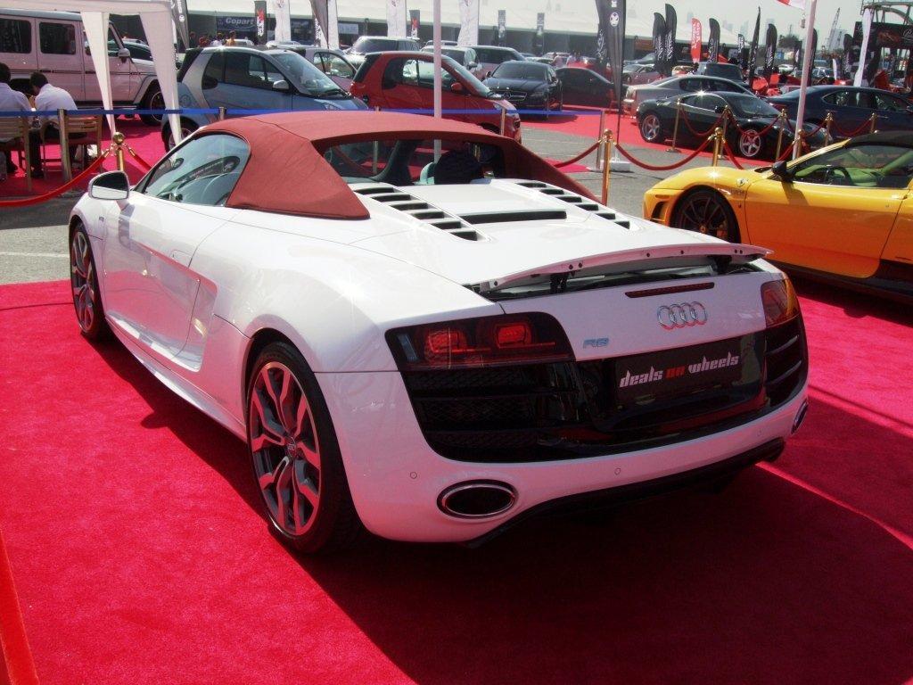 Dubai - Biler til salg - Udstillinger og messer - Fotos fra Lasse A