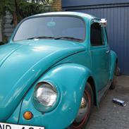 VW bobbel renovering
