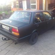 min gamle og første bil <3 RIP