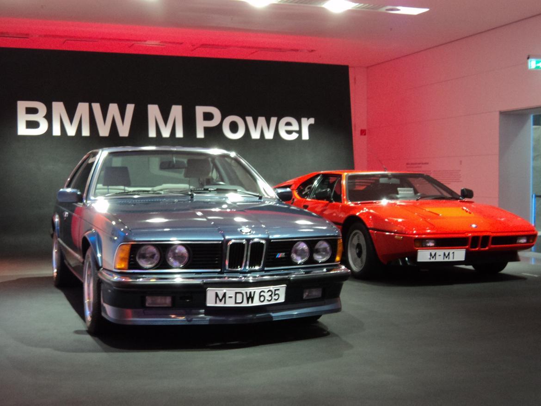 BMW Welt museum i München 2015 billede 1