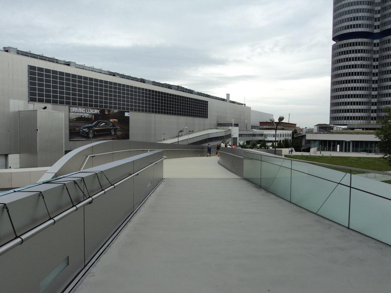 BMW Welt museum i München 2015 billede 12