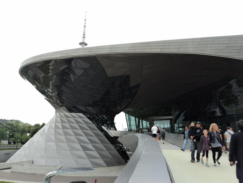 BMW Welt museum i München 2015 billede 13