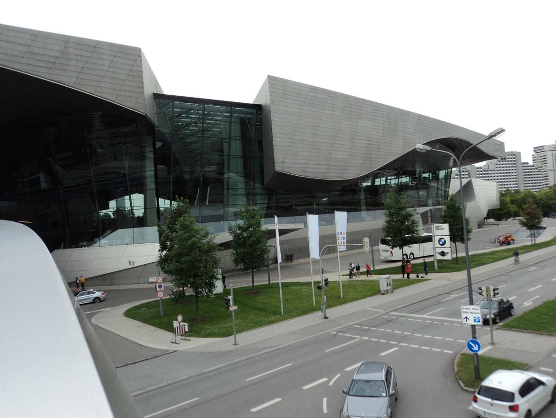 BMW Welt museum i München 2015 billede 14