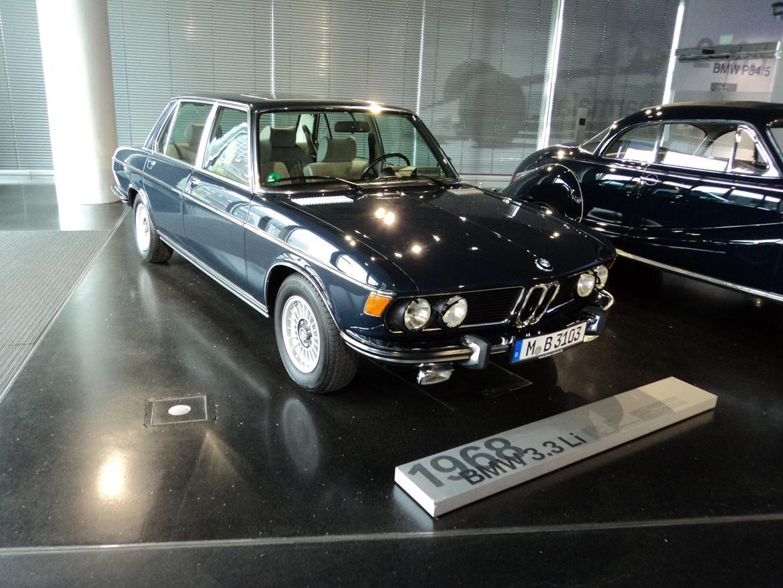 BMW Welt museum i München 2015 billede 20