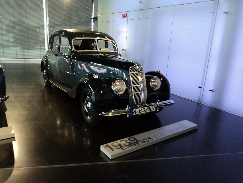 BMW Welt museum i München 2015 billede 22