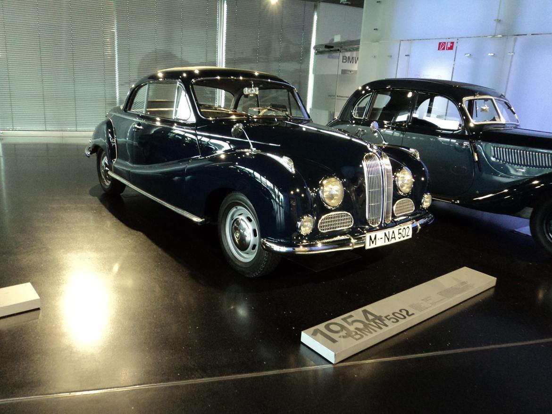 BMW Welt museum i München 2015 billede 21