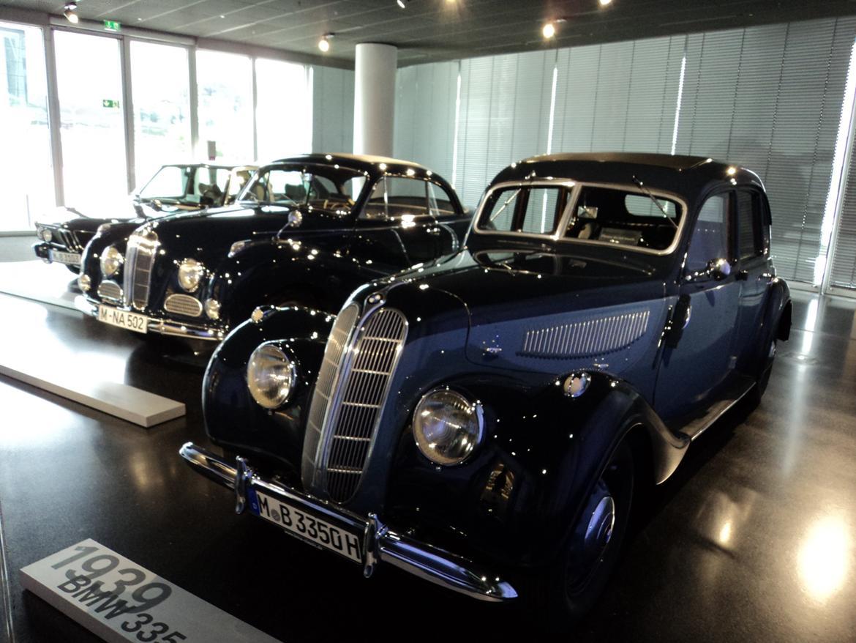BMW Welt museum i München 2015 billede 27