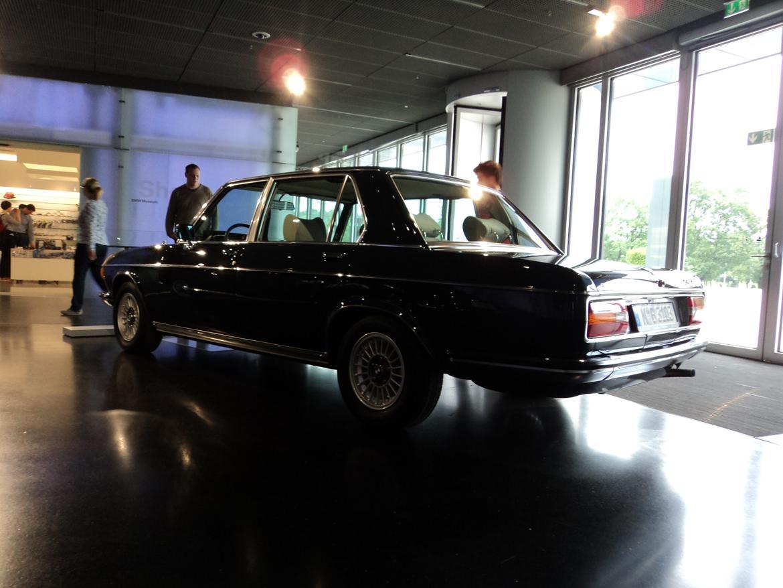 BMW Welt museum i München 2015 billede 32