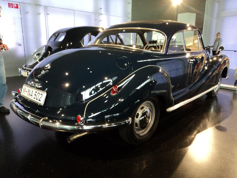 BMW Welt museum i München 2015 billede 35