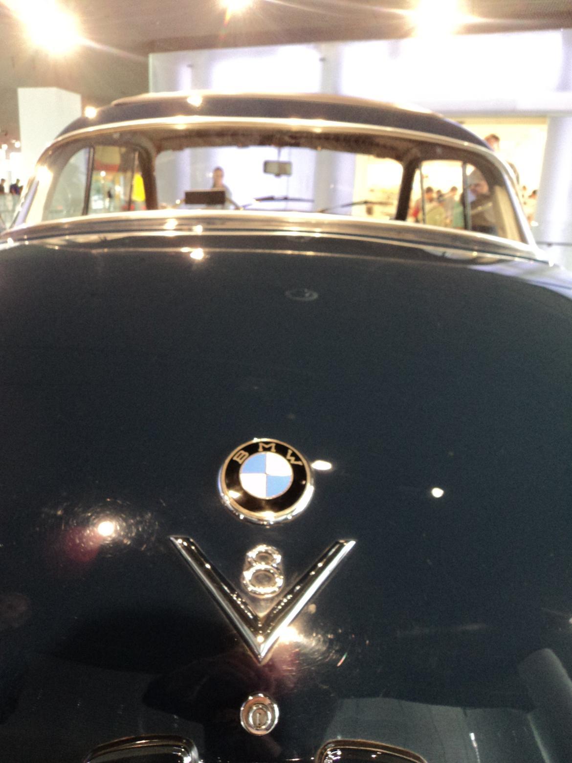 BMW Welt museum i München 2015 billede 36