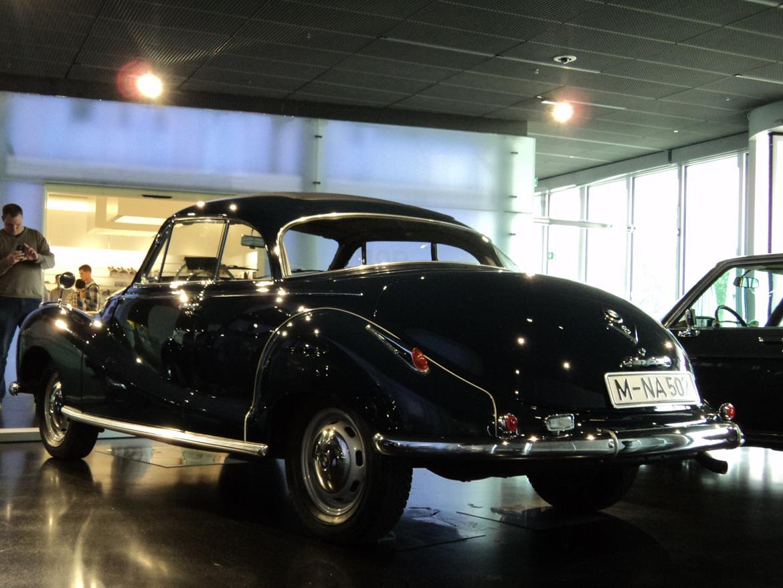 BMW Welt museum i München 2015 billede 37