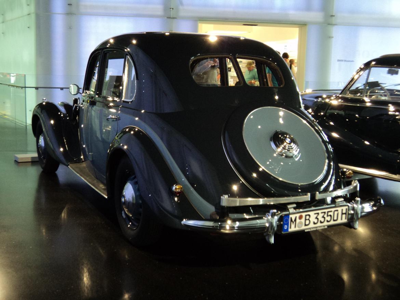 BMW Welt museum i München 2015 billede 38