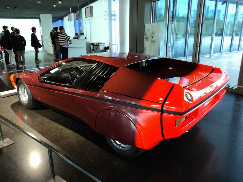 BMW Welt museum i München 2015 billede 40