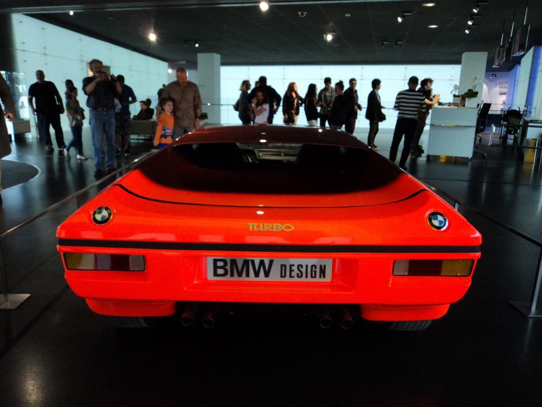BMW Welt museum i München 2015 billede 41