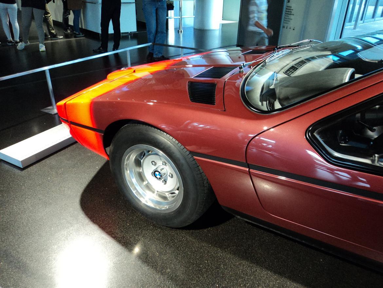 BMW Welt museum i München 2015 billede 43