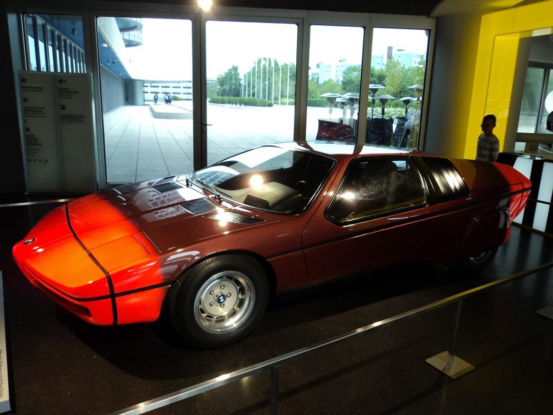 BMW Welt museum i München 2015 billede 44