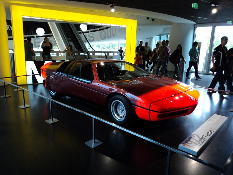 BMW Welt museum i München 2015 billede 48