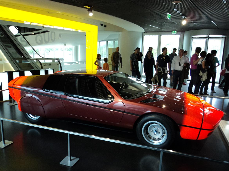 BMW Welt museum i München 2015 billede 49