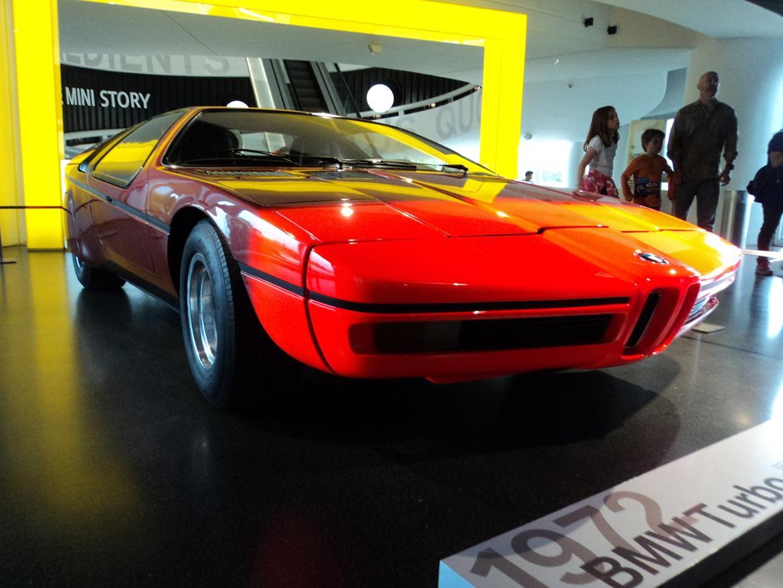 BMW Welt museum i München 2015 billede 50