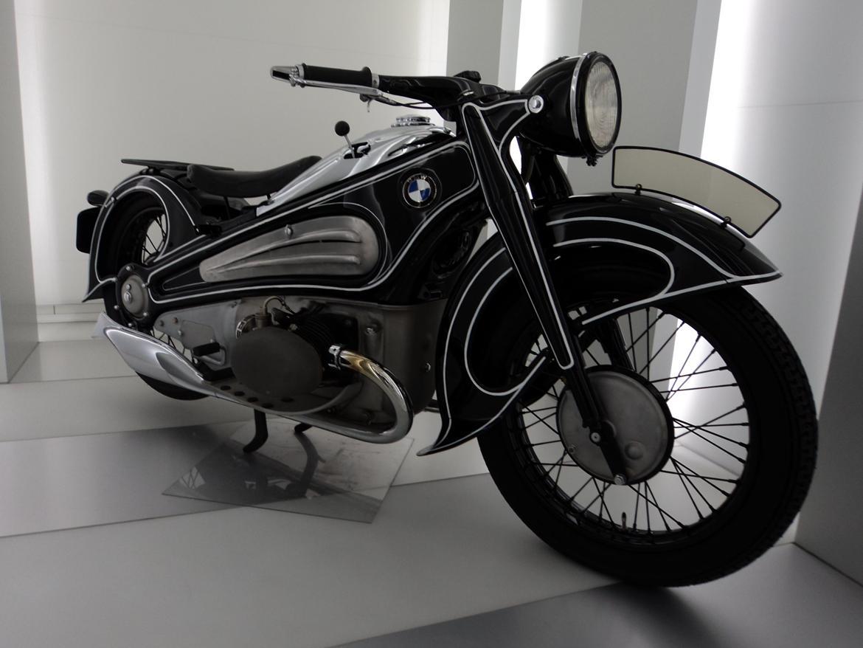 BMW Welt museum i München 2015 billede 55