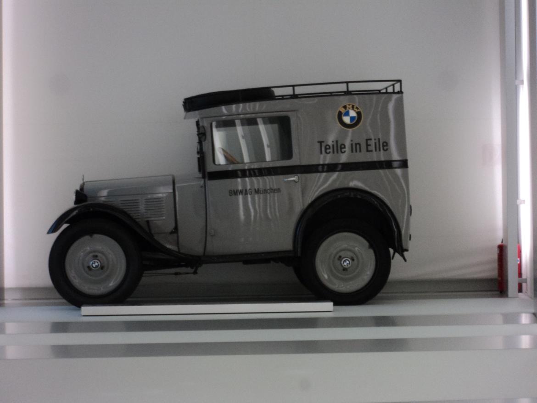 BMW Welt museum i München 2015 billede 57