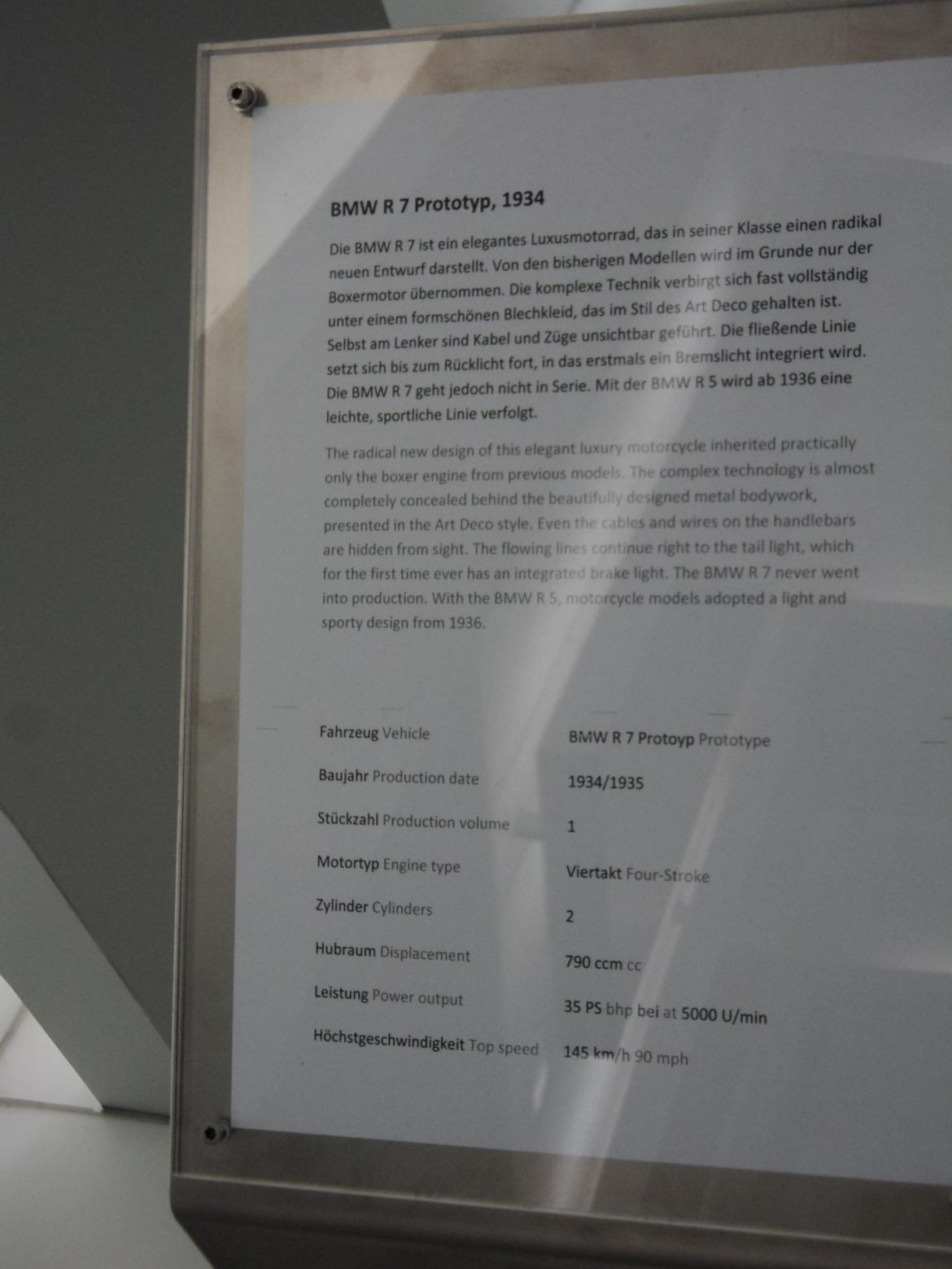 BMW Welt museum i München 2015 billede 56