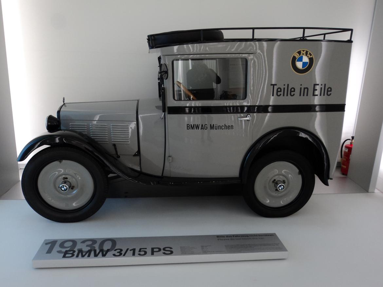 BMW Welt museum i München 2015 billede 58