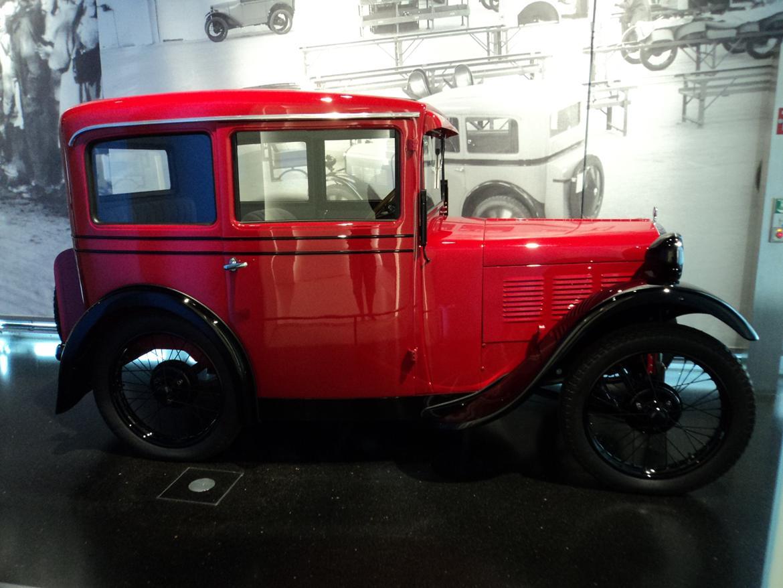 BMW Welt museum i München 2015 billede 61