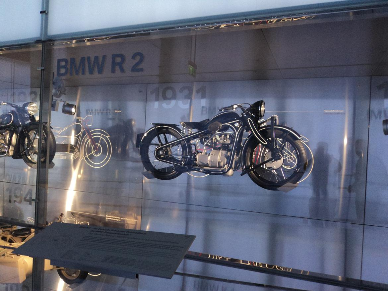 BMW Welt museum i München 2015 billede 74