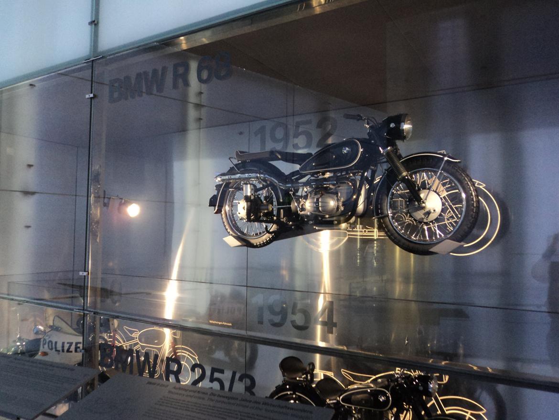 BMW Welt museum i München 2015 billede 76