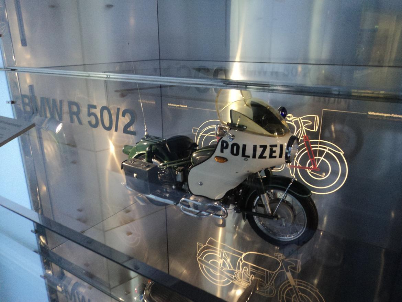 BMW Welt museum i München 2015 billede 77