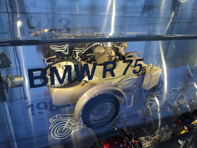 BMW Welt museum i München 2015 billede 80