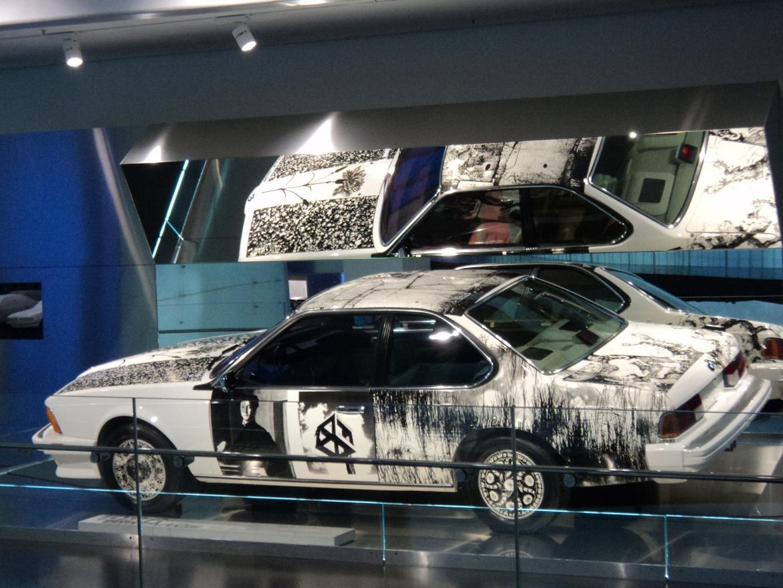 BMW Welt museum i München 2015 billede 87