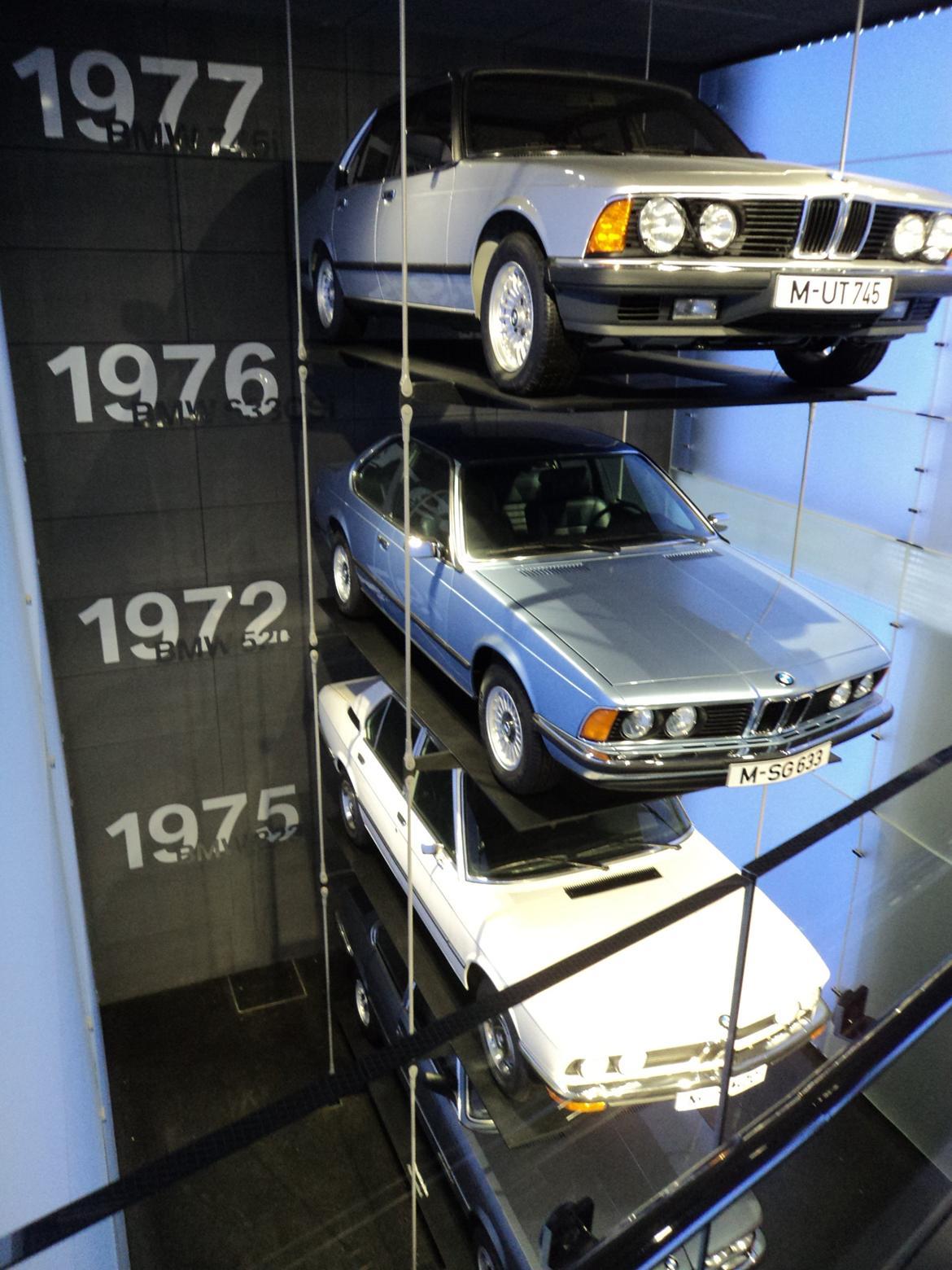 BMW Welt museum i München 2015 billede 91