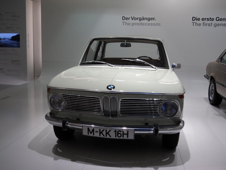 BMW Welt museum i München 2015 billede 96