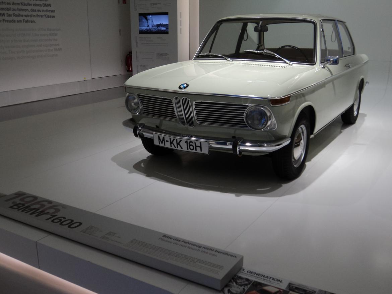 BMW Welt museum i München 2015 billede 97