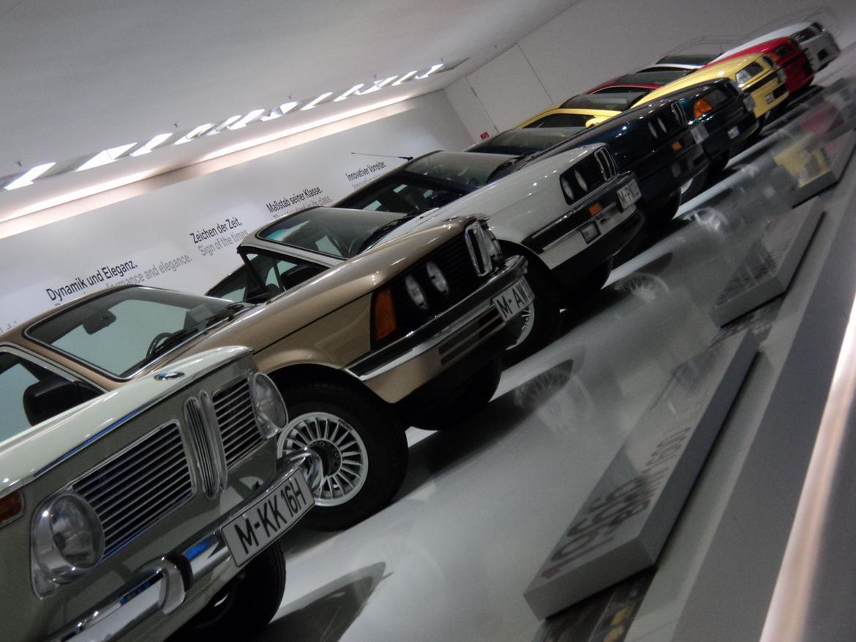 BMW Welt museum i München 2015 billede 101