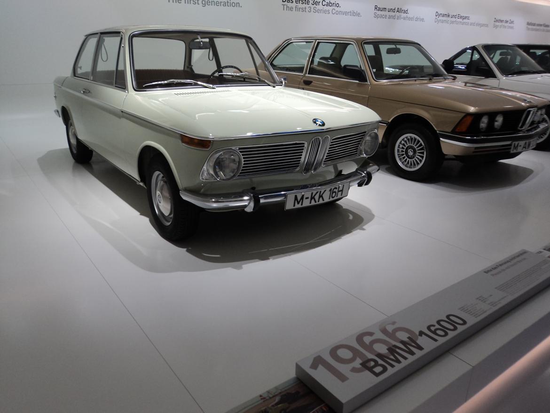 BMW Welt museum i München 2015 billede 102