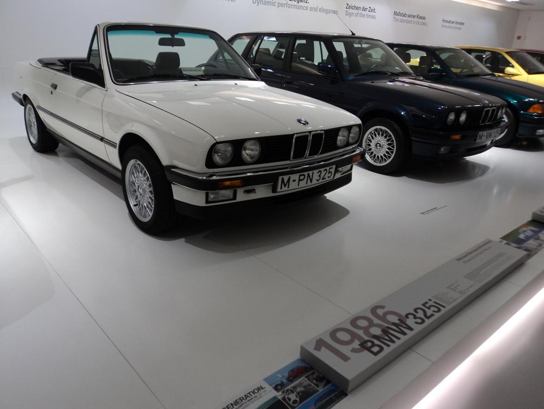 BMW Welt museum i München 2015 billede 104