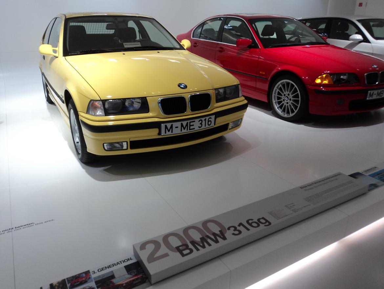 BMW Welt museum i München 2015 billede 111