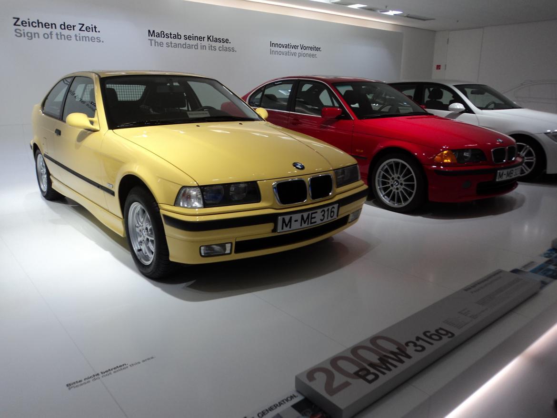 BMW Welt museum i München 2015 billede 112