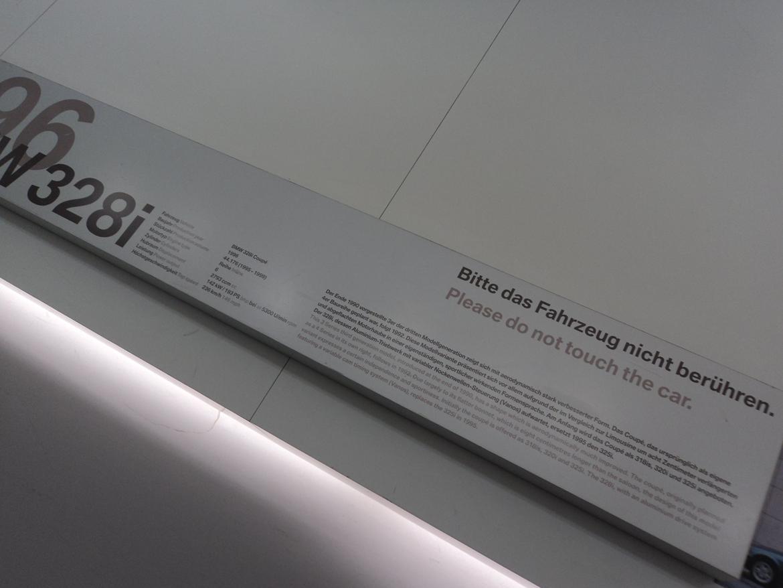 BMW Welt museum i München 2015 billede 113