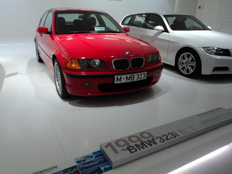 BMW Welt museum i München 2015 billede 118