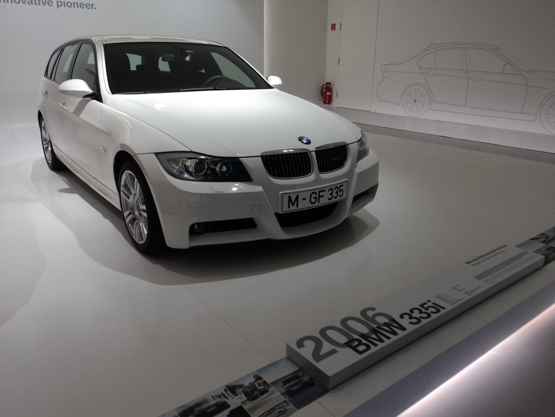 BMW Welt museum i München 2015 billede 119