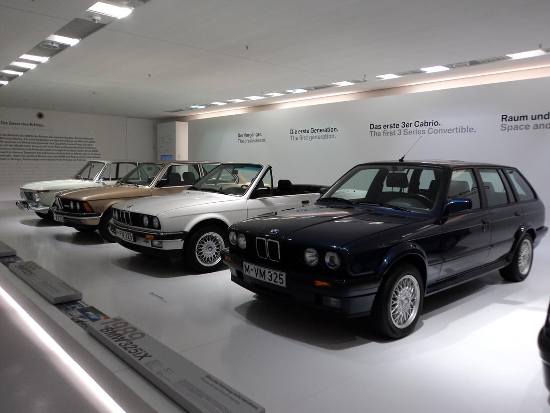 BMW Welt museum i München 2015 billede 121