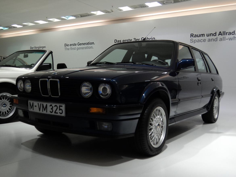 BMW Welt museum i München 2015 billede 122