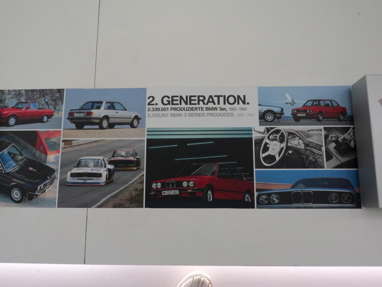 BMW Welt museum i München 2015 billede 125