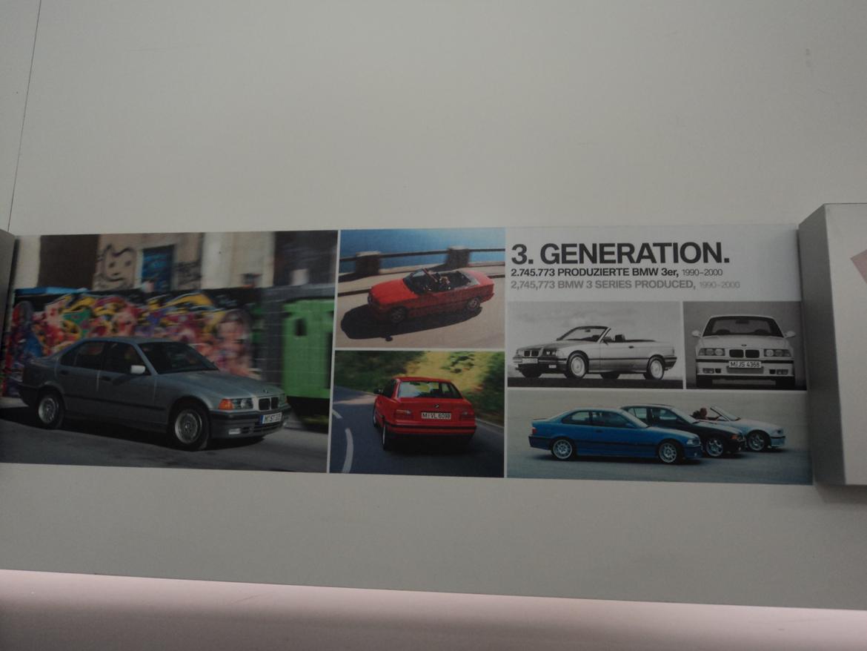 BMW Welt museum i München 2015 billede 126