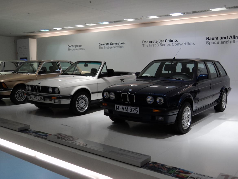 BMW Welt museum i München 2015 billede 130
